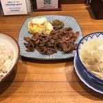 炭焼牛たん 徳茂 - C定食