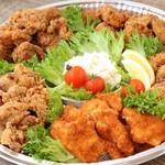 鶏笑 - 料理写真:オードブル