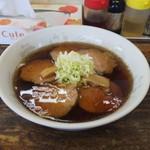 彰龍 - 料理写真:チャーシュー麺(800円)