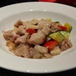 GINZA沁馥園 - 若鶏とカシューナッツの炒め