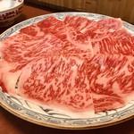 浅草今半 - 肉