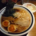 99824691 - らーめん+味玉 700円