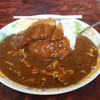 たぬきの国 - 料理写真:カツカレー(850円)
