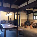 石窯パン・和みカフェ ゆるり - この眺め  いいなぁ♪