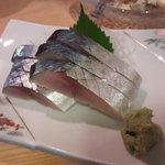 雛どり - 脂の甘みが絶妙な〆鯖