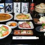 清野太郎 - 料理写真:忘新年会宴会プラン