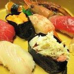 松栄鮨本店  - 料理写真:お寿司