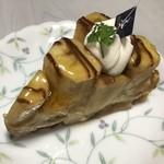 1010番地 - 料理写真:バナナのタルト
