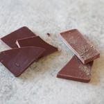アーティチョーク チョコレート - チャイ55%、グレナダ70%