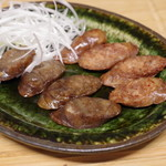 章記点心 - 料理写真:手工干肠(原味、麻辣)