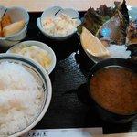 味久 - 料理写真:焼き鯖定食