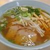 松喜らーめん - 料理写真:松喜・ラーメン¥550