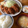 みすず - 料理写真:「カキフライ定食」ランチ 900円(コーヒー付き)