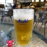 フラワーフォレスト - 生ビール ¥530