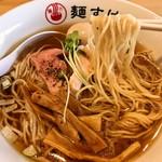 中華そば麺すけ -
