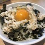 サバ6製麺所 - サバめし