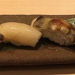 99839067 - 旬の魚貝握り寿司