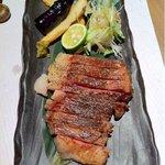 肉 いせや - ステーキ サーロイン200g