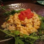 ポッシュ ドゥ マモン - タムタムサラダ おいしいサラダって意味だそう