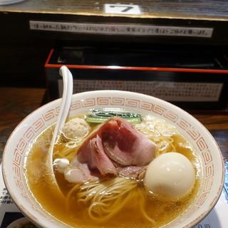 らぁめん小池 - 料理写真: