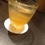 魚貝三昧 げん屋 - 相方君のお飲み物