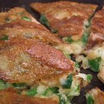 ひろた - 料理写真:ねぎ焼き