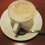 エッコエッコ - ドリンク:カフェオレ