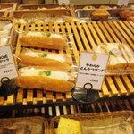 BAKERY&CAFE BRUNO  - BRUNO式ホットドッグ」と「やわらかかつサンド