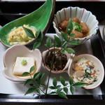 99853256 - 夕食・前菜5種盛り