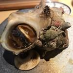 99855032 - サザエの壺焼き(260円)