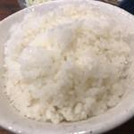 アパッチ - ライス普通盛り
