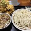田舎打ち 麺蔵 - 料理写真:肉汁 並、かしわ天 単品 1,140円(税込)