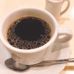 ルノアール - アフターコーヒー付き♪