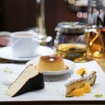 99858978 - 南知多濃厚卵のプリン、 バスクチーズケーキ、 オレンジとリコッタチーズのタルト