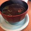 新鮮や - 料理写真:魚の赤出汁(180円)