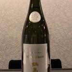 日本酒Bar やわらぎ - 鍋島 純米吟醸 New Moon