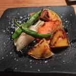 Shaji - 焼き野菜の盛り合わせ