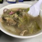 長崎飯店 - セットスープ