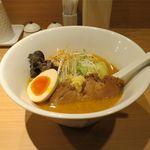 99864168 - 味噌ラーメン(850円)