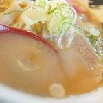 NTT東日本札幌病院 食堂 - スープ