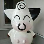 ミルクパレット - 当店マスコットキャラクター【ミルパちゃん】いっしょに記念撮影してね。