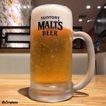 大阪王将 - 生ビール