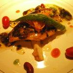 すえガーデン - 魚料理