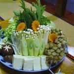 9987393 - 水たきの野菜