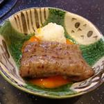 肉の匠 将泰庵 - すき焼き ザブトン