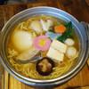 Menchankotei - 料理写真:『お雑煮めんちゃんこ』880円(税込950円)。
