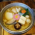 めんちゃんこ亭 - 料理写真:『お雑煮めんちゃんこ』880円(税込950円)。