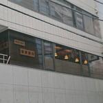 量平寿司 - ビルの2Fです