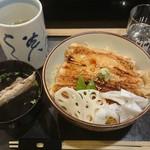 量平寿司 - 穴子丼   ¥1080-