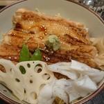 量平寿司 - 穴子丼